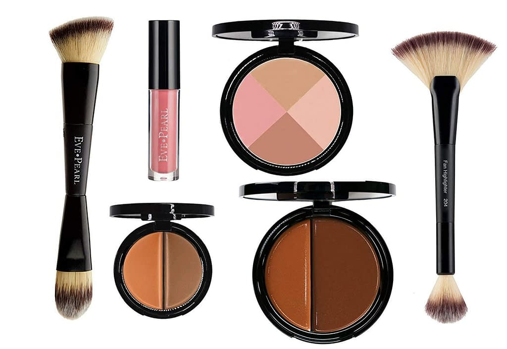 Eve Pearl All-In-One Makeup Set