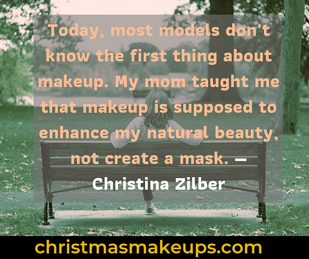 Quotes About Natural Beauty Quotes no Makeup