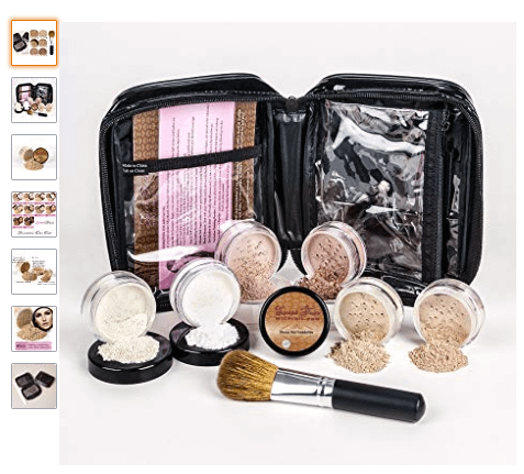 Christmas Makeup Set 2