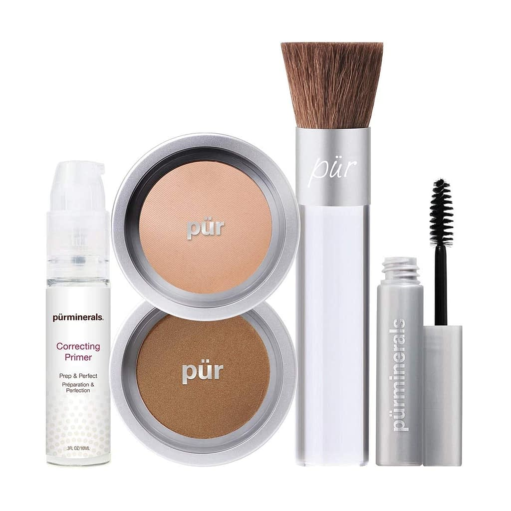 PÜR 4-Piece Starter Makeup Kit