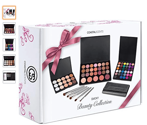 Coastal Scents Beauty Makeup Set