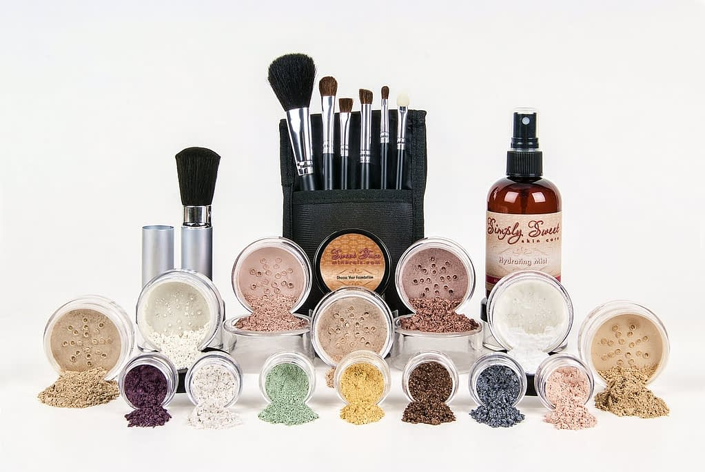 Sweet Face Mineral Makeup Kit