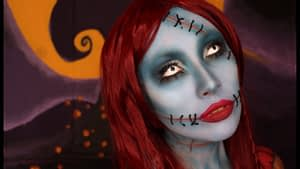 sally nightmare before christmas makeup3