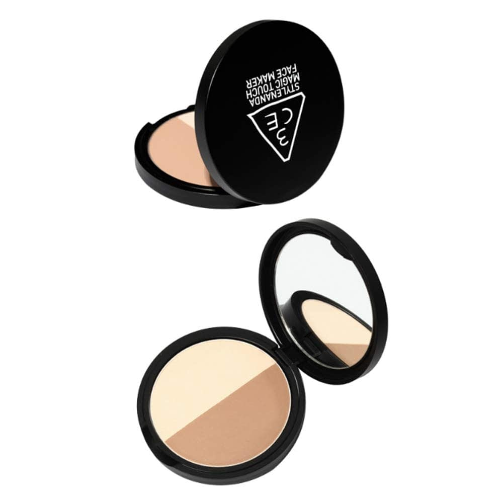 3CE Highlighter and Bronze Contour Kit