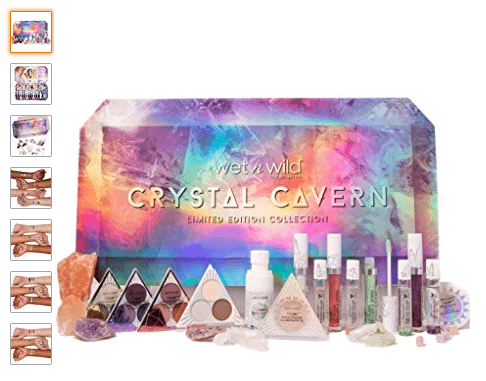 Crystal Cavern Full Makeup Set