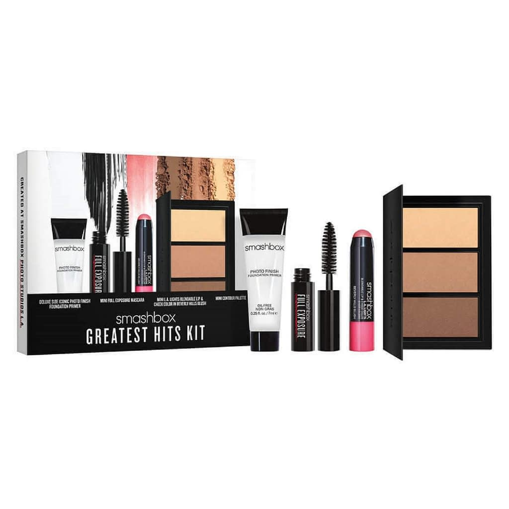 Smash Box Cosmetics Easy-To-Carry Makeup Kit