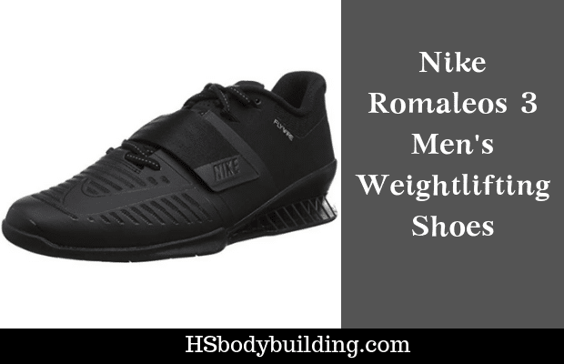 Nike Romaleos 3 Men's Weightlifting Shoes