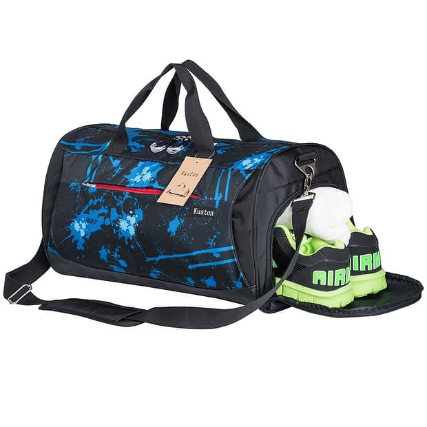1# Kuston Sports Gym Bag