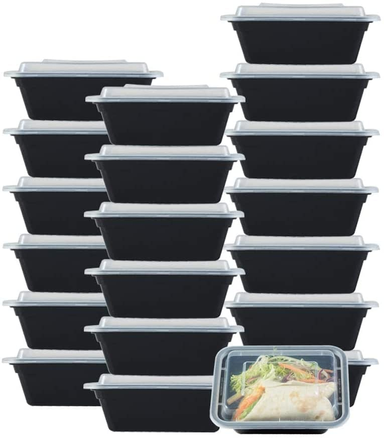 NutriBox Meal Prep Food Storage Containers - HS Bodybuilding