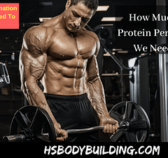 How Much Protein Per Day We Need