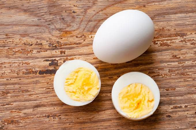 How Much Saturated Fat in Eggs Boiled?