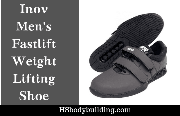 Inov Men's Fastlift Weight-Lifting Shoes